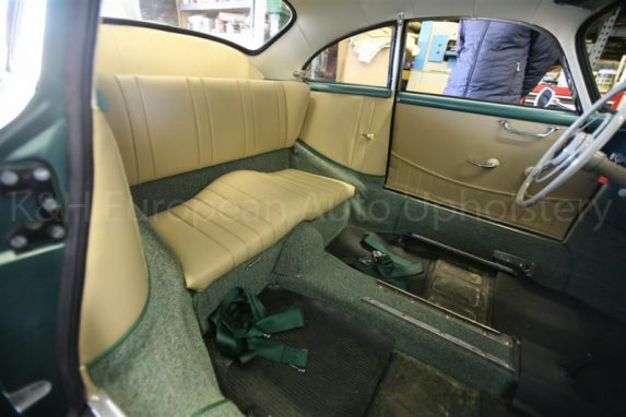Bench Seat Material