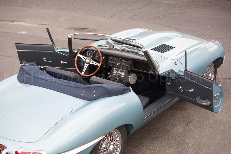 Jaguar E-Type Series 2 Roadster