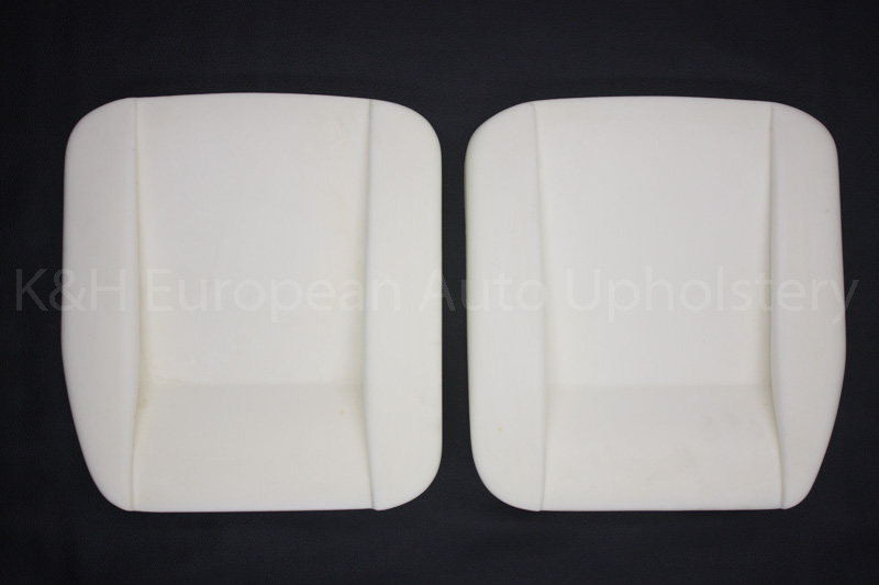 Jaguar XKE  Cushion Foam Pads-50