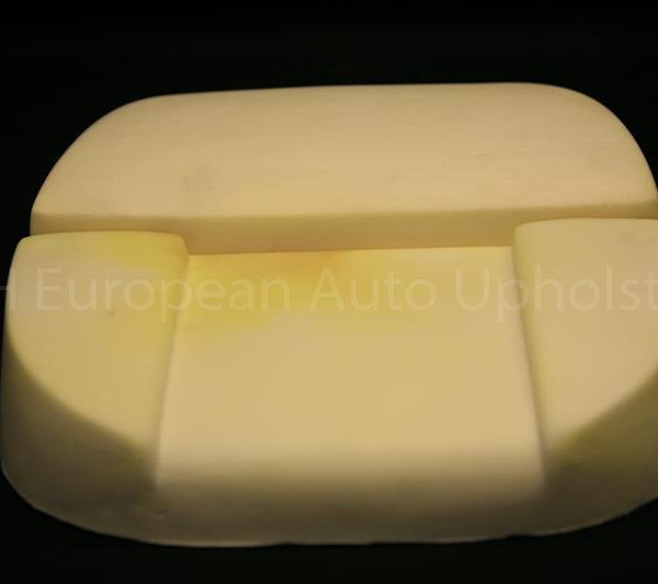 Jaguar E Type Series 1 Bucket Seat Cushion Molded Foam Padding