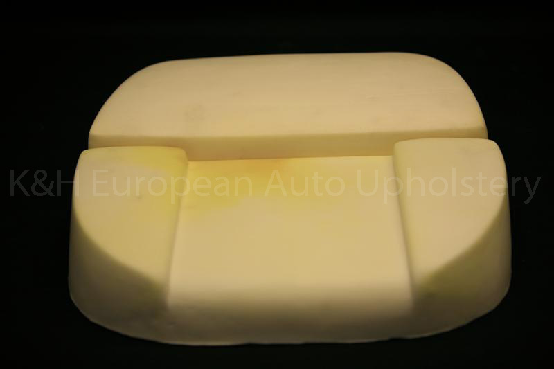 Jaguar molded foam