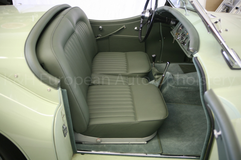 porsche upholstery seats carpets interior panels autos post. Black Bedroom Furniture Sets. Home Design Ideas
