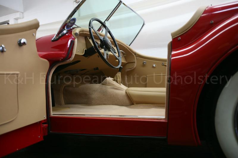 Interior Parts Jaguar