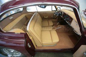 Gallery Jaguar Xk150 Fhc Biscuit Interior K Amp H European
