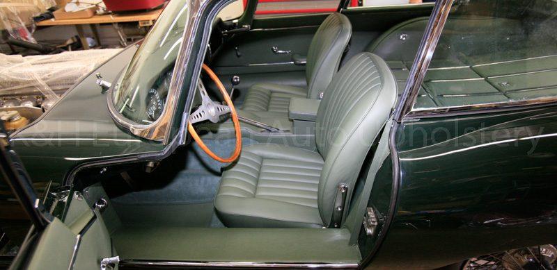 K&H European Auto Upholstery – Manufacturer of Door Panels, Carpet