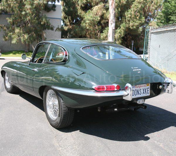 1966 Jaguar Xke Convertible: Jaguar E-Type Coupe Series 1: (1964