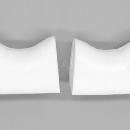 Mercedes 280SL: Headrest Molded Foam Pair
