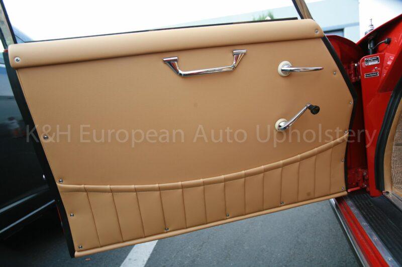 Porsche 356 Front Door panel