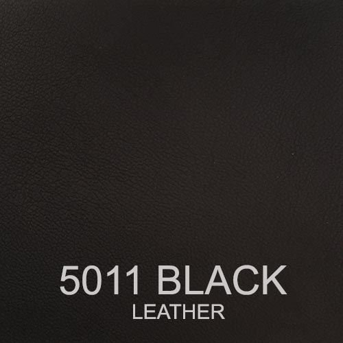 5011 BLACK LEATHER