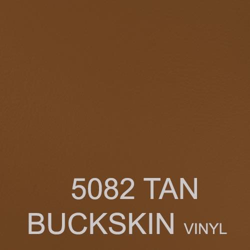 5082 TAN BUCKSKIN VINYL