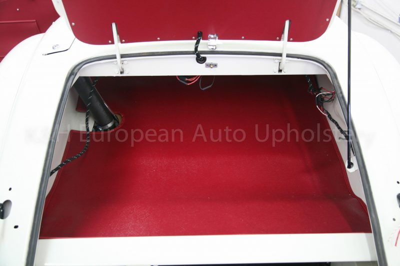 Jaguar XK120 Boot Mat