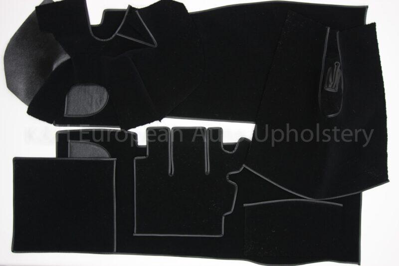 Jag XK140 FHC Carpet Set-1