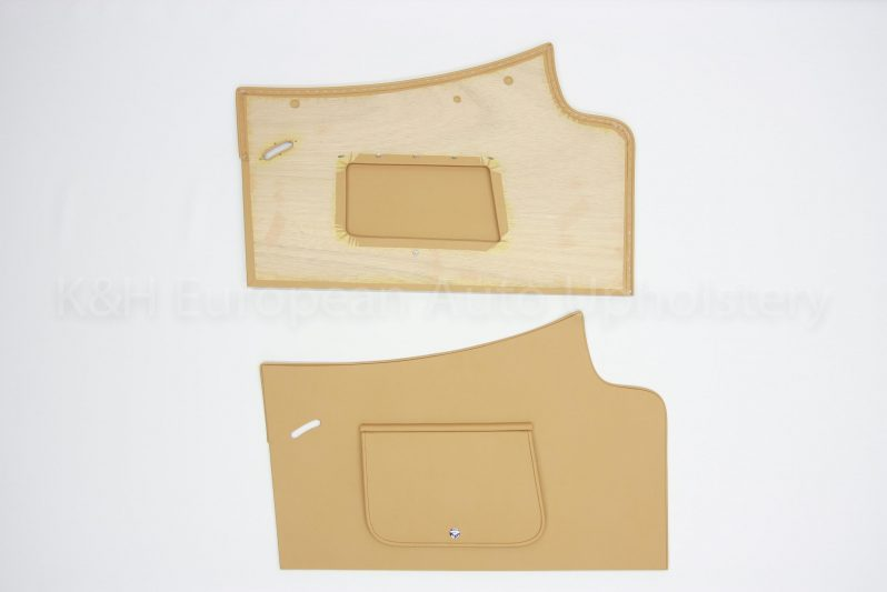 Jaguar XK140 Roadster Door Panels
