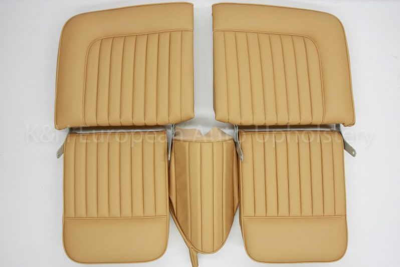 Jaguar XK140 Roadster Front Seat Covers