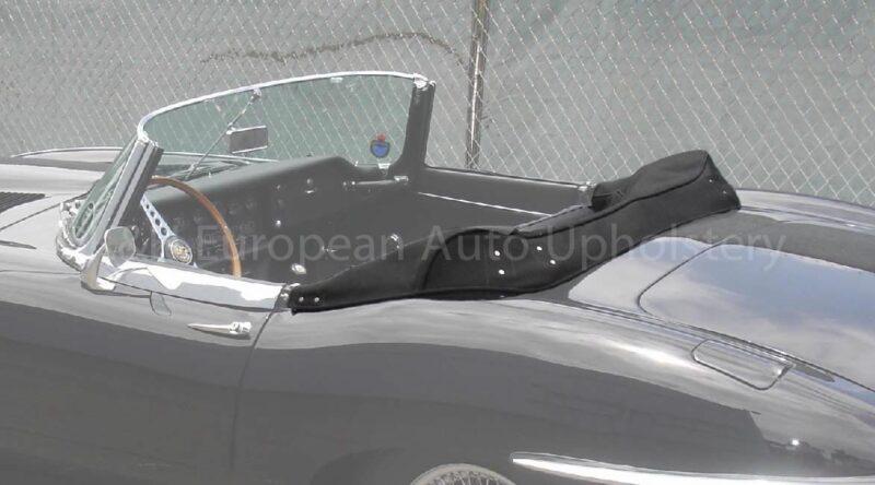 Jaguar S1 or S2 Boot Cover