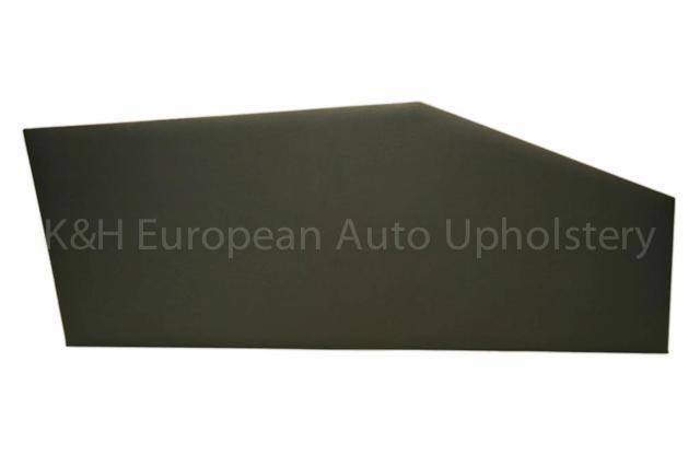 Jaguar E-type Series 1 Door Panel Black-1