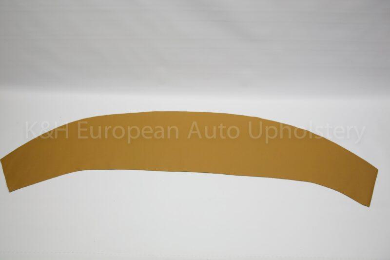 Porsche Tan Vinyl