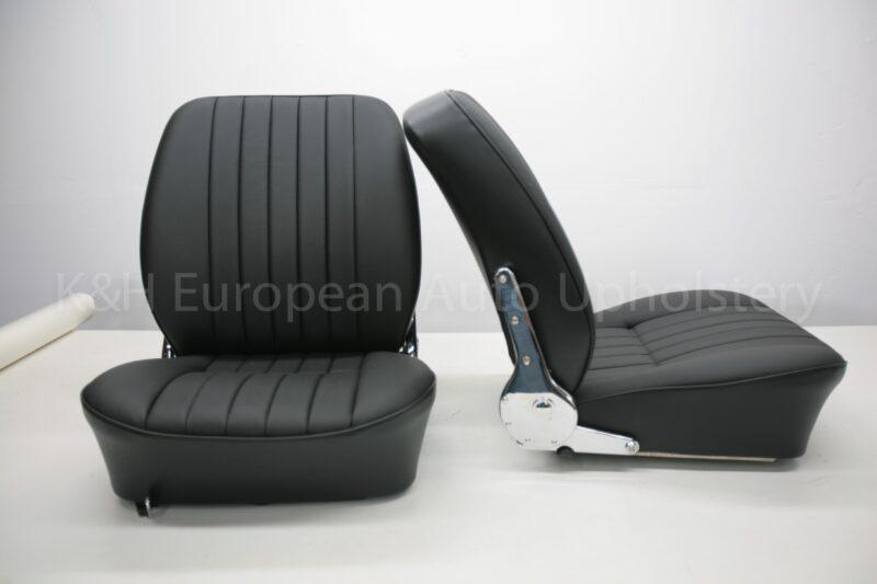 Porsche 356 Roadster Front Seat