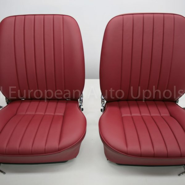 1965) Front Seat Cover Pair