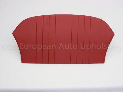 Porsche 356 Rear Wall Panel-1