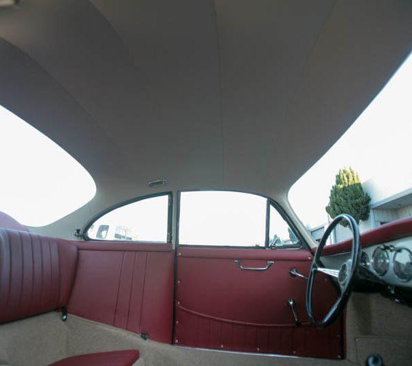 Porsche 356c Coupe 1964 1965 Headliner K Amp H European
