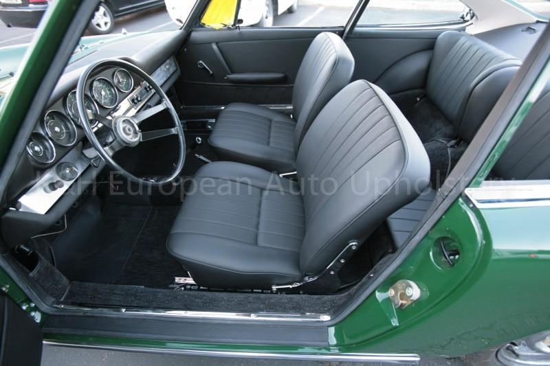 Porsche 911 / 912 Front Seat Cover