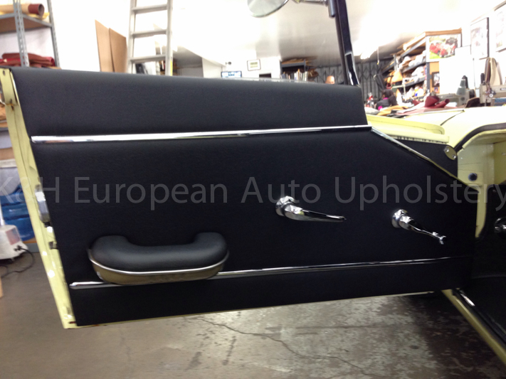 Jaguar E-Type S1 Door Panel Lower