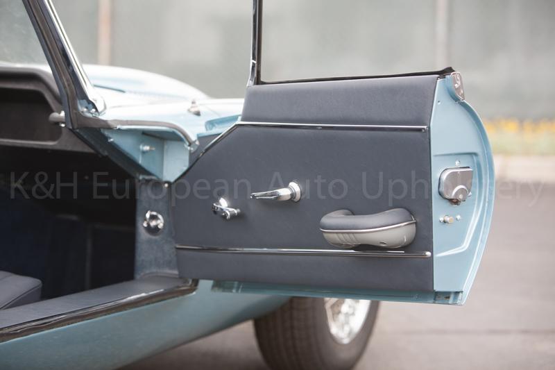 Jaguar E-Type S1 Door Panel Lower