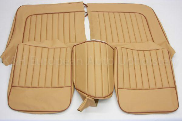Jaguar XK150 Front Seat Cover-2