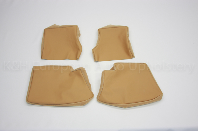 Jaguar XK150 FHC Rear Seat Cover Pair KampH European Auto