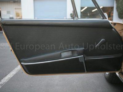 Porsche 911 Door Panel Basket Weave-2