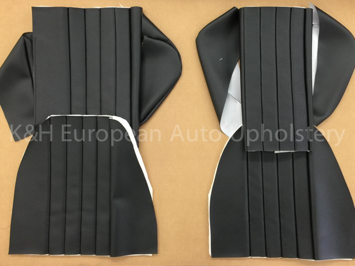 Porsche 911 Rear Seat-2