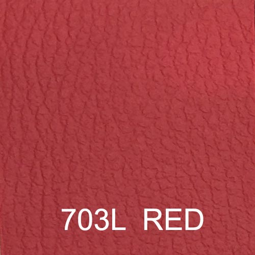703L RED LEATHER