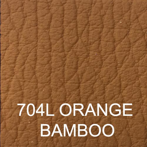 704L ORANGE BAMBOO LEATHER