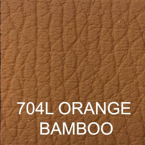 704L ORANGE BAMBOO LEATHER