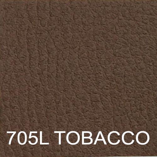705L TOBACCO LEATHER