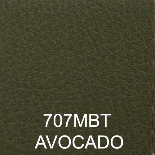 707MBT AVOCADO VINYL