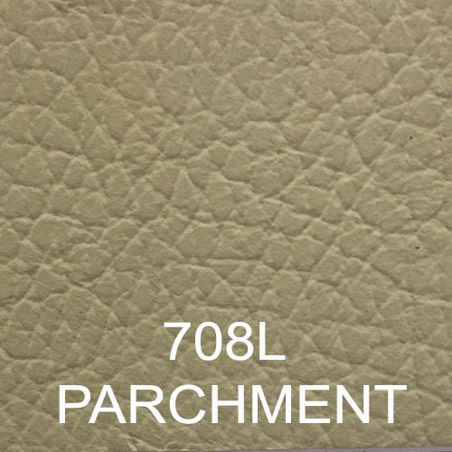 708L PARCHMENT LEATHER