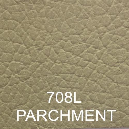 708L PARCHMENT LEATHER