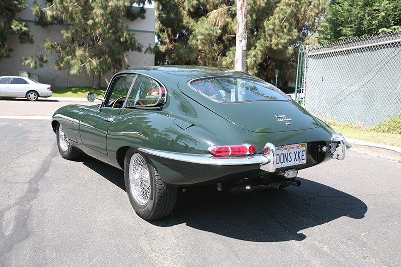 E-Type Coupe